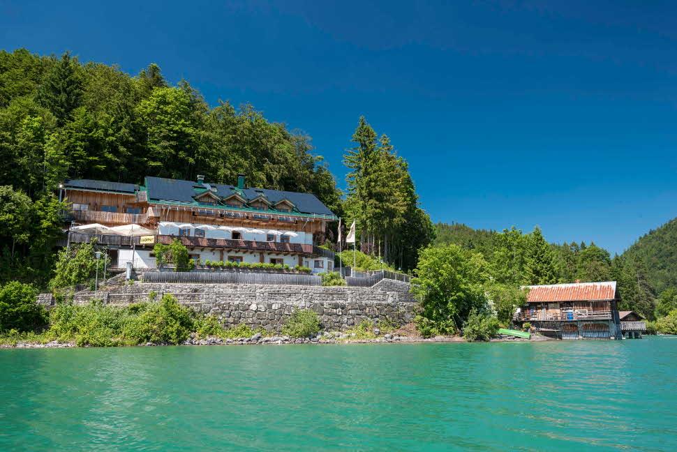 Walchensee Hotel Direkt Am See